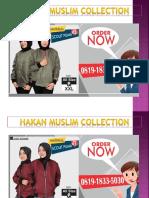 0819-1833-5030   Produsen Jaket Muslimah Siap Kirim Ke Batukliang Kabupaten Lombok