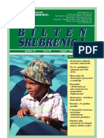 Bilten Srebrenica, broj 46, Udruženje Građana Žene Srebrenice