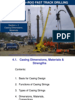 01 Casing Dimensions, Materials & Strengths.ppt