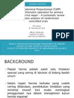 Transabdominal Preperitoneal (TAPP)