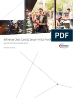 Infineon-Chip Card Security ICs Portfolio 2017-SG-V10 17-En