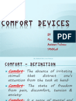 Note Comfort Devices
