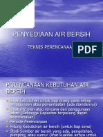Penyediaan Air Bersih