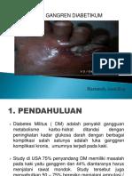 gangren diabetikum