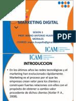Marketing Digital - Sesión 1