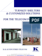 Kalai Industries Telecom Product Catalog