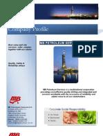 Attachment 1 Company Profile Updated