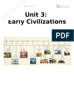 Ancient Civilizations- PACKET Condensed