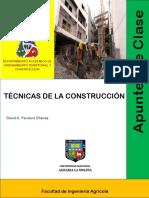 Tecnicas de La Construccion-Apuntes de Clase