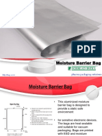 Where to Buy Moisture Barrier Bags