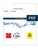 Final Completion Report Boiler Chemical Cleaning Unit 2