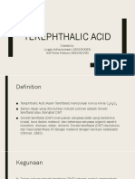 Terephthalic Acid BELUM REVISI