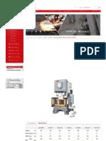 YANGLI JH21series open back press .pdf