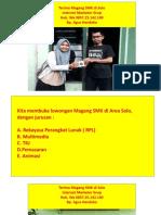 Wa 085725142100  Lowongan Magang 2018, PKL SMK, Tempat PKL