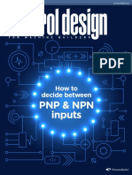 CD1610 How to Decide Between PNP and NPN