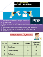 3. E-Commerce -Teachers Training Programme - Bhalchandra Joshi