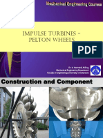 Fluid System 08-Impulse Turbine-Pelton Wheel
