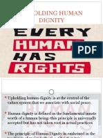 Human Dignity Compilation