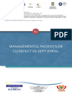 01_Managementul Pacienților Cu Defect de Sept Atrial