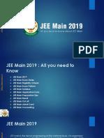 Jee Main 2019