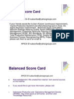 BSC_Balanced Score Card