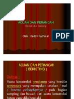 8. Acuan Dan Perancah Konstruksi Gedung (Bekisting)