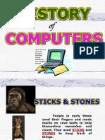COMPUTER HISTORY - Marivic S. Manlagnit - JMAMES - ICT Coordinator.ppt