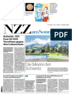 Gesamtausgabe NZZ Am Sonntag 2017 12 03