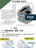 jXD07螺纹及螺纹连接件