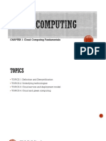 Cloud Computing-Chapter 1