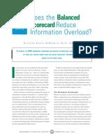 Maq Summer03 Balancedscorecard vs Infooverload-PDF