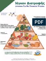 Vegan Pyramid (Greek)