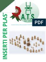 Catalogo Inserti Per Plastica