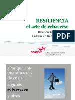 Resiliencia y Liderazgo Web.pps 0