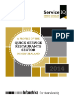 Quick Service Restaurants NZ