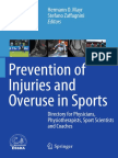Prevention of injury and overuse in Sports-2016