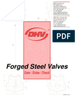 Dhv Forged Steel Valve a3-02