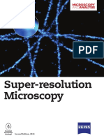 Super Resolution Microscopy