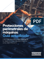 White Paper EN349 Safety of Machinery