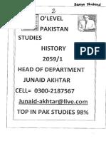 259164257-Pakistan-Studies-Junaid-Akhtar-Section-2-HISTORY.pdf