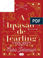 A Invasão de Tearling a Rainha de Tearling 2 Erika Johansen