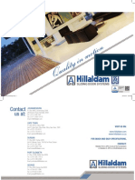 Hillaldam Catalogue
