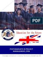 Postgraduate Project Management