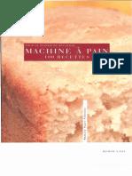 26176741 La Machine a Pain 100 Recettes