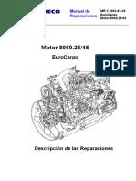 MANUAL DE REPARACION  MOTOR IVECO 8060.pdf