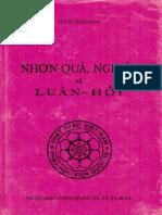 Thich Thien Hoa_nhon Qua - Nghiep & Luan Hoi