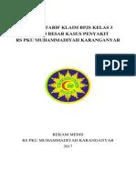 DAFTAR TARIF KLAIM BPJS KELAS 3.docx
