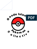 Geode Islands Fakemon Collective