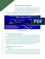 Pengertian dan Tahap rekombinan sel.docx