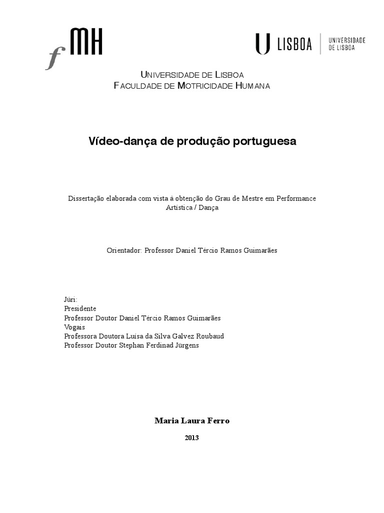 bfdb30c48 Vídeo-Dança de Produção Portuguesa-Laura Ferro.Nov.2013.pdf